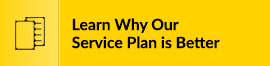Learn why All In One Services Service Plan is better